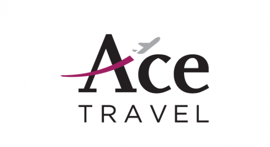 Ace Travel logo