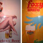 Showcase of Heineken Posters