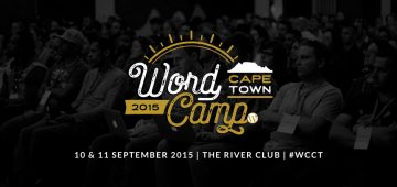 WordCamp Cape Town 2015