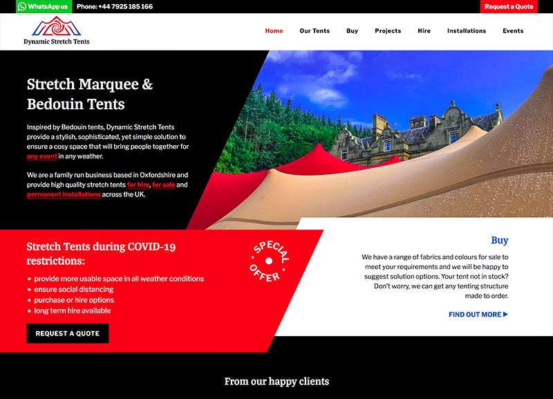 dst desktop screenshot